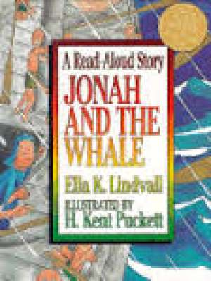 Ella K. Lindvall - Jonah and the whale
