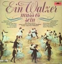 Alfons Bauer Mit  Orchester Des Bayerischen Rundfunks - Ein Walzer Muss Es Sein - 2418 606