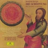 Gramofonska ploča Joseph Haydn - Wiener Singverein, Berliner Philharmoniker, Herbert Von Karajan Die Schöpfung · The Creation · La Création 139282/3, stanje ploče je 10/10