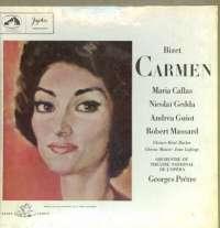 Gramofonska ploča Georges Bizet Carmen LPHMV-V-267/68/6, stanje ploče je 10/10