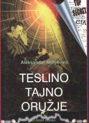 Teslino tajno oružje Aleksandar Milinković meki uvez