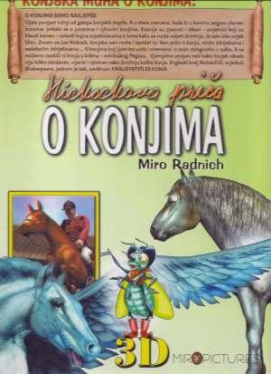 Hickockova priča o konjima Miro Radnich tvrdi uvez