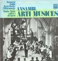 Gramofonska ploča Komorni Studio Zagrebačke Filharmonije Ansambl Arti Musices LSY61058, stanje ploče je 10/10
