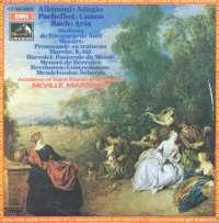 Gramofonska ploča Orkestar ACADEMY OF SAINT MARTIN-IN-THE-FIELDS Adagio / Canon / Aria ... LSVdM 70799, stanje ploče je 10/10