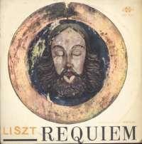 Gramofonska ploča Chorus Of The Hungaria Peoples Army Listz Requiem LPX 1267, stanje ploče je 10/10