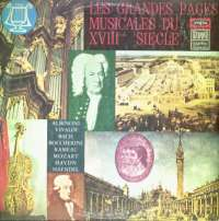 Gramofonska ploča Najveće Stranice Muzike XVIII. Stoljeća  LPSV-VG383/4, stanje ploče je 10/10