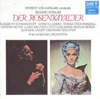 Gramofonska ploča Orkestar I Zbor Philharmonia Kavalir S Ružom LSHMV-70491-4, stanje ploče je 10/10