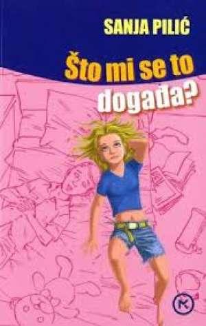 Pilić Sanja - Što mi se to događa ?