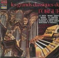 Gramofonska ploča Marie-Louise Girod Veliki Klasici Orgulja LSVG-75007/8, stanje ploče je 10/10