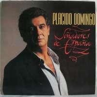 Gramofonska ploča Placido Domingo Soñadores De España LL 1884, stanje ploče je 10/10