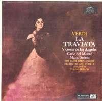 Gramofonska ploča Giuseppe Verdi La Traviata LPSV-HMV-320/22, stanje ploče je 10/10