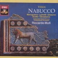 Gramofonska ploča Giuseppe Verdi Nabucco 3-LP-7 2 02114 7, stanje ploče je 10/10
