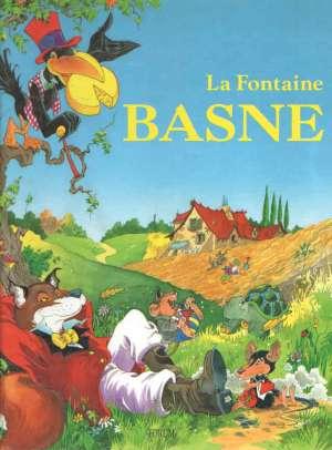 Basne - slikovnica Jean De La Fontaine tvrdi uvez
