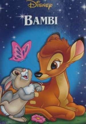 Bambi Walt Disney Slikovnica tvrdi uvez