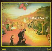 Gramofonska ploča Festival Kajkavske Popevke Krapina 79  ULS-543/544, stanje ploče je 10/10