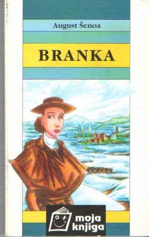 Šenoa August - Branka