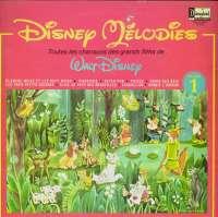 Gramofonska ploča Walt Disney Disney Melodies Vol. 1 WD 10.505 F, stanje ploče je 7/10