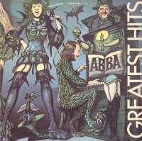 Gramofonska ploča ABBA Greatest Hits LP 55-5566, stanje ploče je 9/10