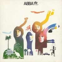 Gramofonska ploča ABBA The Album LP 55 576, stanje ploče je 9/10