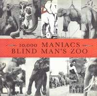 Gramofonska ploča 10.000 Maniacs Blind Man's Zoo LP-7-1-F 2 02270, stanje ploče je 10/10