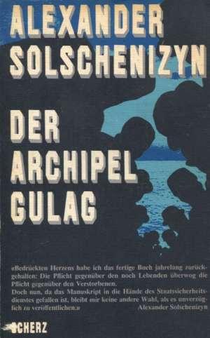 Arhipelag Gulag 1-3 Aleksandar Solženjicin tvrdi uvez