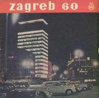 Gramofonska ploča Razni Izvođači Zagreb 60 LP-II-503, stanje ploče je 7/10