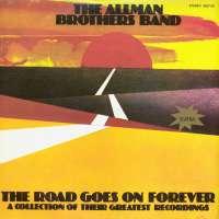 Gramofonska ploča Allman Brothers Band The Road Goes On Forever 2LP 5621/5622, stanje ploče je 9/10