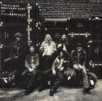 Gramofonska ploča Allman Brothers Band Live at the Fillmore East 2639 102, stanje ploče je 10/10