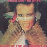 Gramofonska ploča Adam And The Ants Kings Of The Wild Frontier CBS 84549, stanje ploče je 8/10