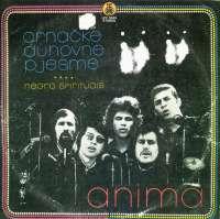 Gramofonska ploča Anima Crnačke Duhovne Pjesme LPV 5244, stanje ploče je 9/10