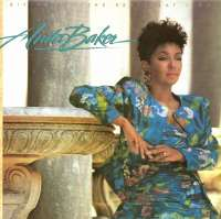 Gramofonska ploča Anita Baker Giving You The Best That I Got LSEL 73282, stanje ploče je 10/10