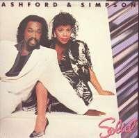 Gramofonska ploča Ashford & Simpson Solid 1A 064-24 0250 1, stanje ploče je 8/10