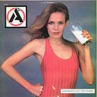Gramofonska ploča A's A Woman's Got The Power - Promotion Copy CBS Not For Sale AL 9554, stanje ploče je 9/10