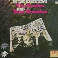 Gramofonska ploča Beatles And Tony Sheridan In The Beginning 2LP 5655/5656, stanje ploče je 8/10