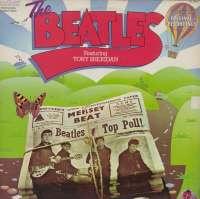 Gramofonska ploča Beatles Featuring Tony Sheridan The Beatles Featuring Tony Sheridan CN 2007, stanje ploče je 10/10