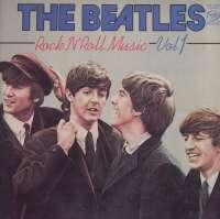 Gramofonska ploča Beatles Rock 'N' Roll Music Vol. 1 MFP 50506, stanje ploče je 8/10