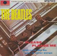 Gramofonska ploča Beatles Please Please Me LSPAR 70805, stanje ploče je 10/10