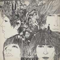 Gramofonska ploča Beatles Revolver LSPAR 70760, stanje ploče je 9/10