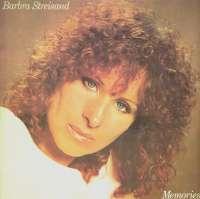 Gramofonska ploča Barbra Streisand Memories CBS 85418, stanje ploče je 10/10