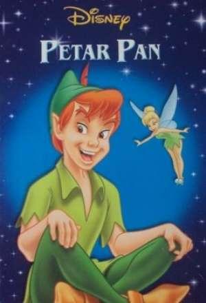 Petar Pan Walt Disney  Slikovnica tvrdi uvez