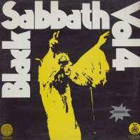 Gramofonska ploča Black Sabbath Black Sabbath Vol 4 LP 55-5897, stanje ploče je 10/10