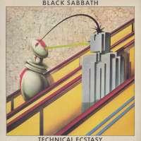 Gramofonska ploča Black Sabbath Technical Ecstasy LP 55 5638, stanje ploče je 8/10