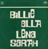 Gramofonska ploča Billie / Ella / Lena / Sarah Billie, Ella, Lena, Sarah SUA 15996, stanje ploče je 10/10