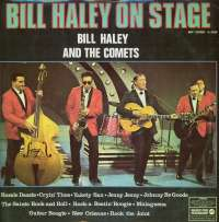 Gramofonska ploča Bill Haley And The Comets Bill Haley On Stage A 8226, stanje ploče je 8/10