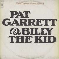 Bob Dylan - Pat Garrett & Billy The Kid - CBS 69042