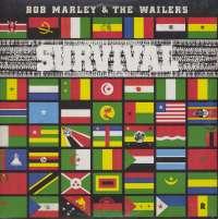 Gramofonska ploča Bob Marley & The Wailers Survival 200911, stanje ploče je 10/10