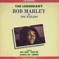 Gramofonska ploča Bob Marley The Legendary Bob Marley And The Wailers LPS 1075, stanje ploče je 10/10
