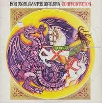 Gramofonska ploča Bob Marley & The Wailers Confrontation LSI 11039, stanje ploče je 10/10