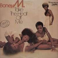 Gramofonska ploča Boney M. Take The Heat Off Me LSHANS-70838, stanje ploče je 9/10