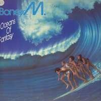 Gramofonska ploča Boney M. Oceans Of Fantasy + Poater LSHANS 78022, stanje ploče je 9/10